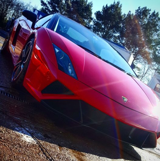 5 Supercar Experience 30 Miles + Free High Speed Ride