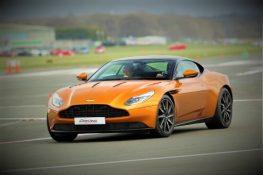 Aston Martin DB11 Experience 3 Miles + Free High Speed Ride