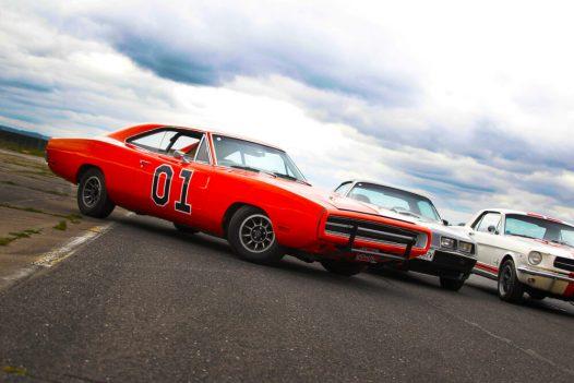 Three Movie Car Thrill (Anytime)