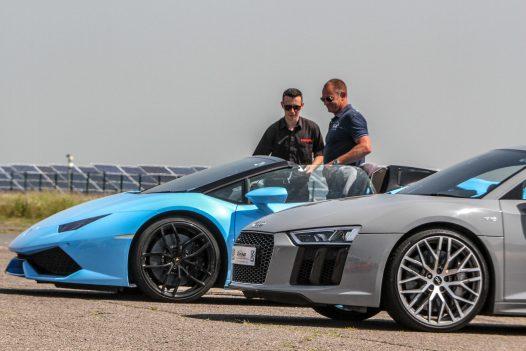 Super Platinum Experience 4 cars + FREE High Speed Ride