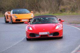 Supercar High Speed Passenger Ride 2 Cars