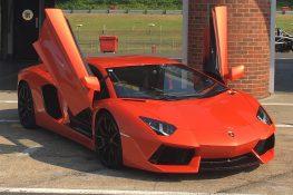 Lamborghini Aventador Experience 3 Miles + Free High Speed Ride