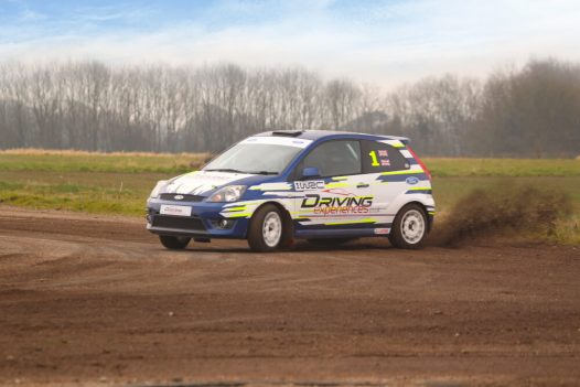 Double Rally Car Experience 6 Laps each (Weekday)