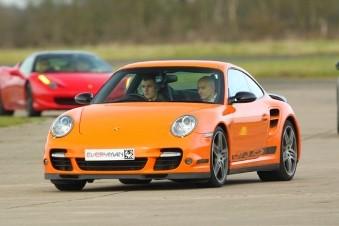 Porsche Experience 3 Miles + Free High Speed Ride