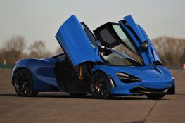 McLaren 720S Experience 3 Miles + Free High Speed Ride