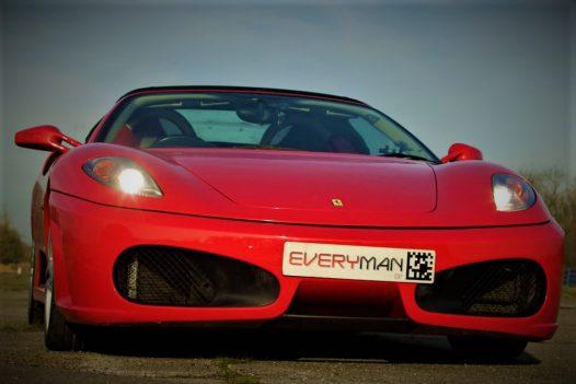 Ferrari Experience 3 Miles + Free High Speed Ride