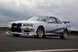 Nissan Skyline R34 Experience 3 Miles + Free High Speed Ride
