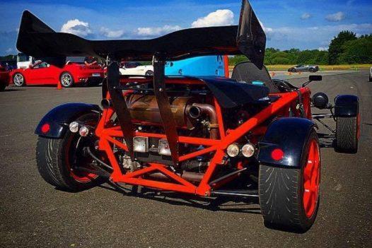Ariel Atom Experience 3 Miles + Free High Speed Ride