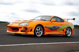 Toyota Supra Experience 3 Miles + Free High Speed Ride