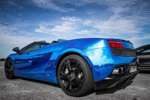 Lamborghini Experience 3 Miles + Free High Speed Ride