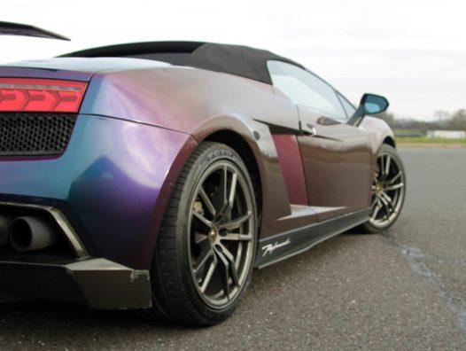 Platinum Supercar High Speed Passenger Rides 4 Cars