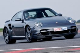 Porsche Driving Experience + Free High Speed Ride