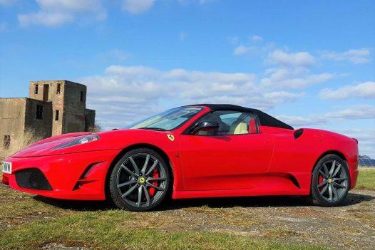 Supercar Experience 6 Cars + FREE High Speed Ride (Premium Circuit)