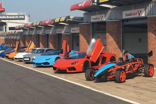 Platinum Supercar Experience 4 Cars + FREE High Speed Ride (Premium Circuit)
