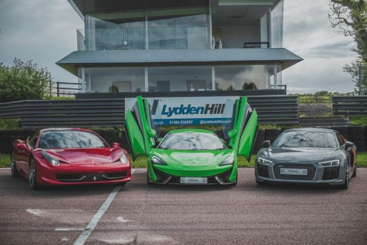 Goodwood Platinum Supercar Driving Experience 2 Cars  (Anytime)