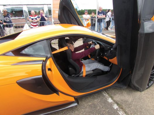 Junior Supercar Experience 1 car  + Free High Speed Ride (Anytime)