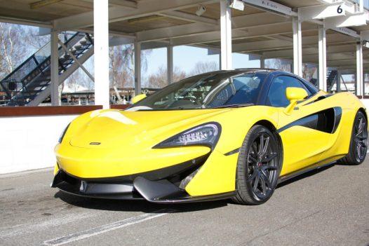 Goodwood Platinum Supercar High speed Passenger Ride
