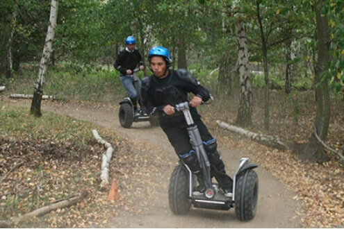 Off Road Segway Special Offer (Weekend)
