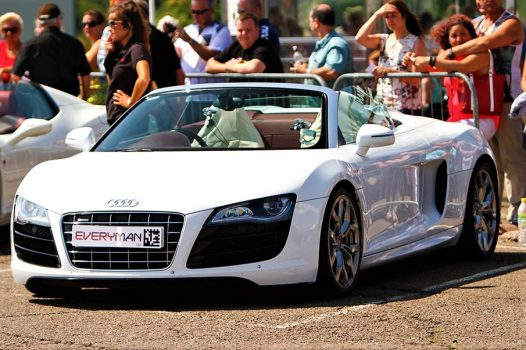 Audi R8 V10 Driving Experience + Free High Speed Ride