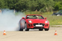 Jaguar F-Type Driving Experience + Free High Speed Ride