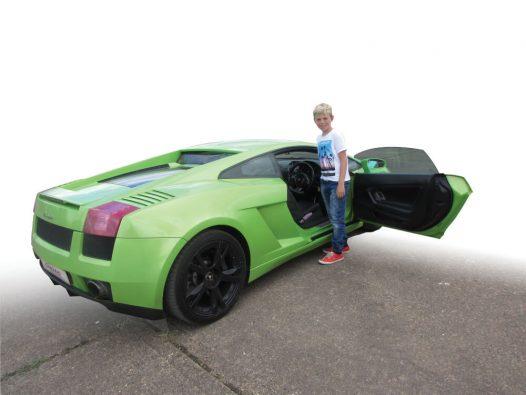 Junior Platinum Supercar Experience 1 Car + Free High Speed Ride (Anytime)