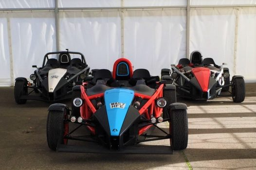 Ariel Atom Driving Experience+ Free High Speed Ride