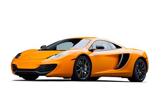 McLaren MP4-12C Driving Experiences Car