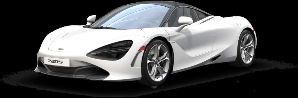 McLaren 720S Supercar Driving Experience Car