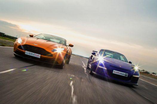 Super Platinum Experience 4 cars + FREE High Speed Ride (Premium Circuit)