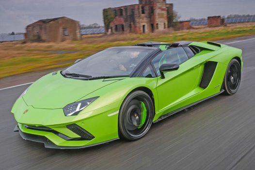 Lamborghini Aventador Driving Experience + Free High Speed Ride