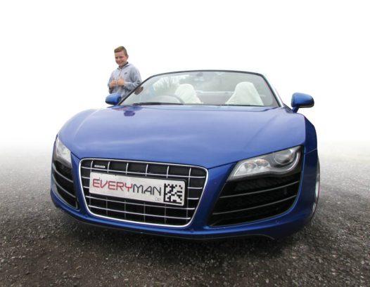 Junior Platinum Supercar Experience 2 Cars + Free High Speed Ride