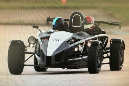 Single Supercar Experience 6 Miles + Ariel Atom High Speed Ride