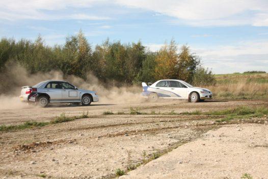 Single Rally Car Experience (10 Mins) + Free High Speed Ride