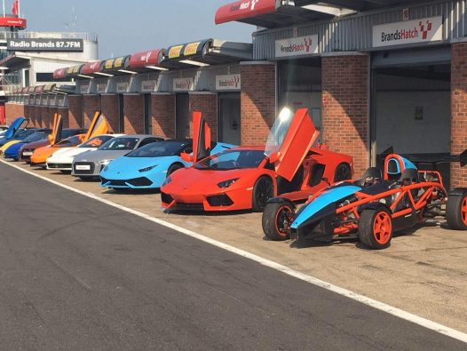 Super-car Experience 3 Cars + FREE High Speed Ride (Premium Circuit )