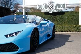 Goodwood Super Platinum Driving Experience 1 Car  (Anytime)