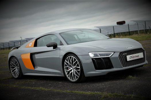 Platinum Supercar Experience 1 car + Free High Speed Ride